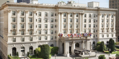 Fairmont Firsts: Inside the History of San Francisco's Most Iconic Hotel